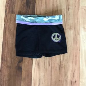 Justice Active Wear Shorts 8